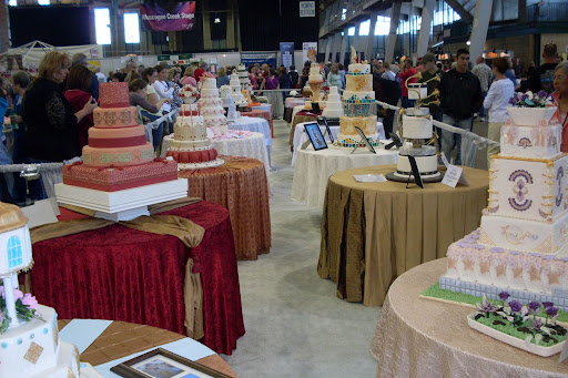 Cake Decorating Store Tulsa : Looking Back   The Oklahoma State Sugar Art Show Sweet ...