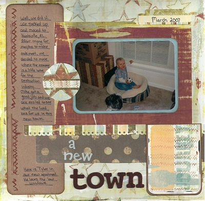 a new town