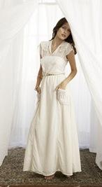 vestidos de novia con bolsillos 7