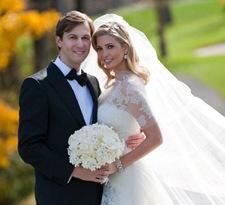 invanka vestido de novia