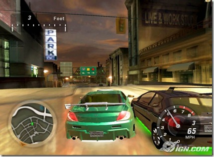 Need For Speed Underground 1