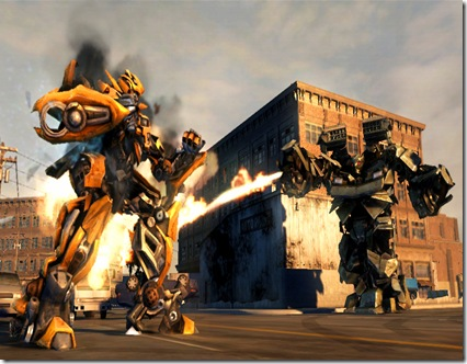 Transformers Revenge of the Fallen (PC) full 1
