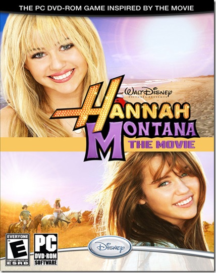 Hannah Montana The Movie (PC) Ingles