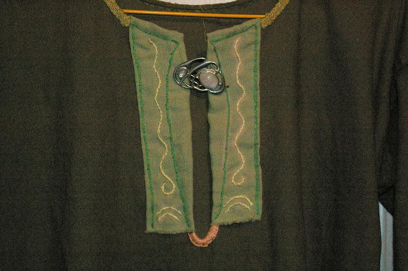 Robe mérovingienne (autre) SG1L7313