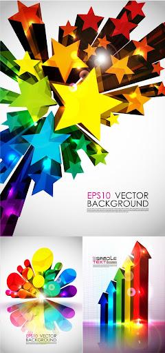 vectorel arkaplanlar9