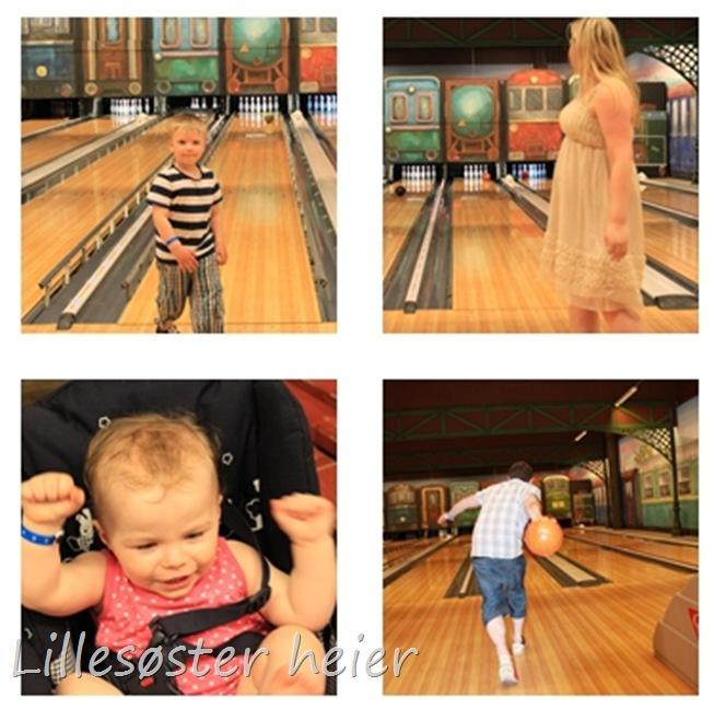 motasje av bowling