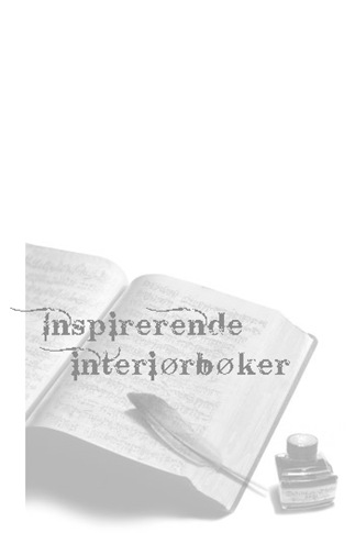 Inspirerende interiørbøker1