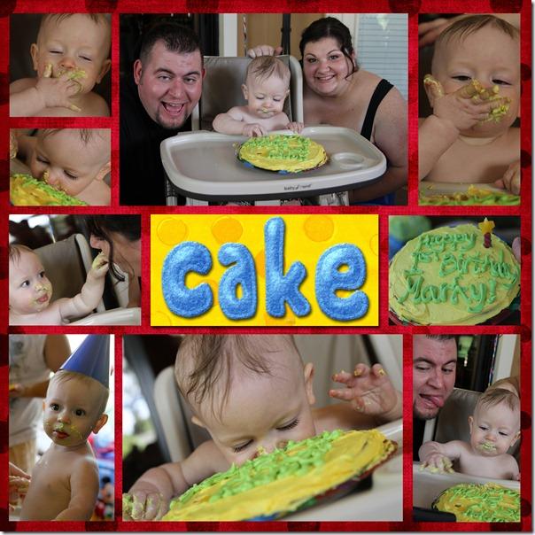 Marky Cake