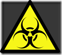 lambang biohazard