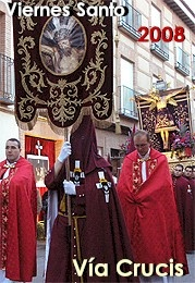 VÍA CRUCIS PROCESIONAL CON EL CRISTO DEL PRADO