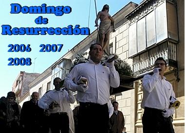 Procesiones del Domingo de Resurrección - ELIGE AÑO