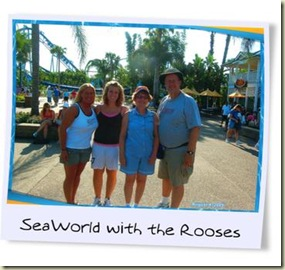 SeaWorld w the rooses effect