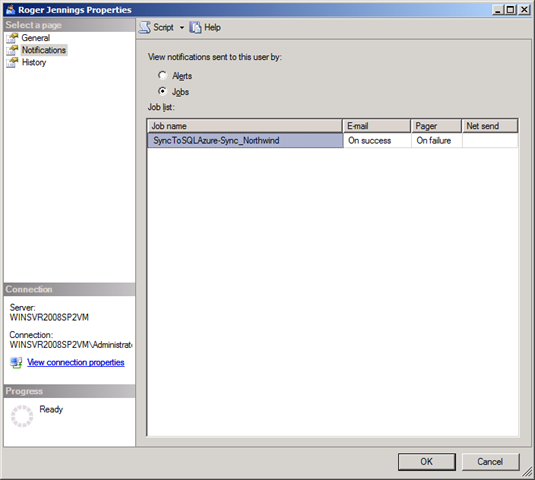 SQL Server to SQL Azure Synchronization using Sync Framework     MSDN Blogs   Microsoft