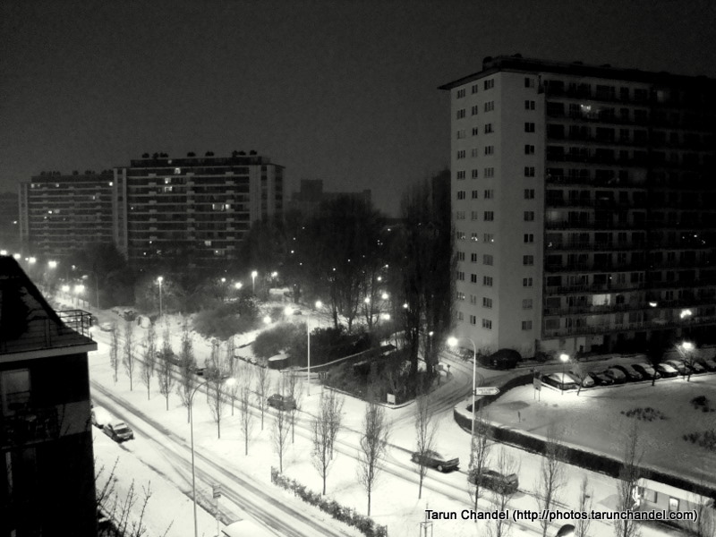 Snowfall Winters Snowfall Belgium Snowfall Snow Brussels Snow Evere Snowfall, Tarun Chandel Photoblog