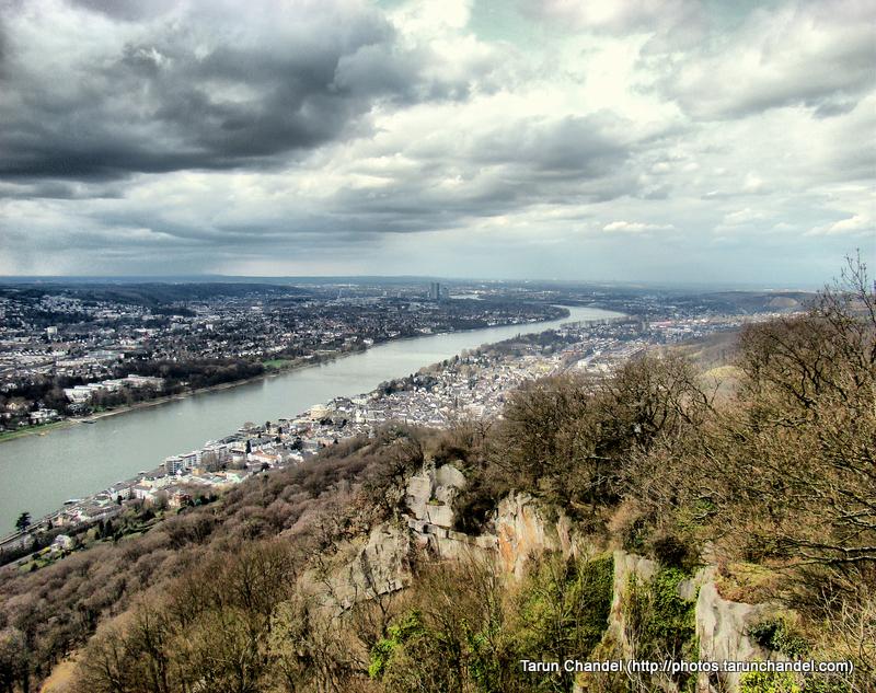 Rhine Rhein River Germany Konigswinter, Tarun Chandel Photoblog