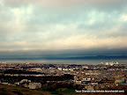 Edinburgh City from Arthur