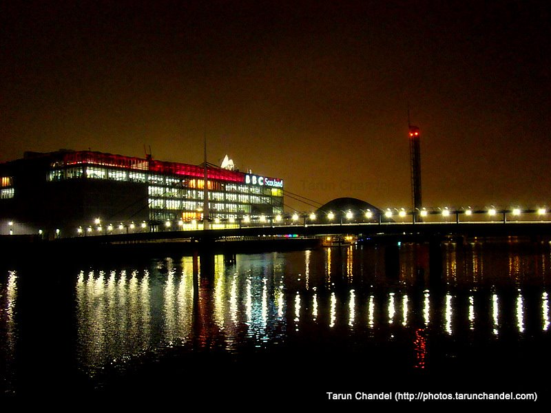 BBC Scotland by Clyde Riverside, Tarun Chandel Photoblog