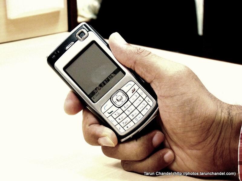 Cellphone Mobile Phone, Tarun Chandel Photoblog