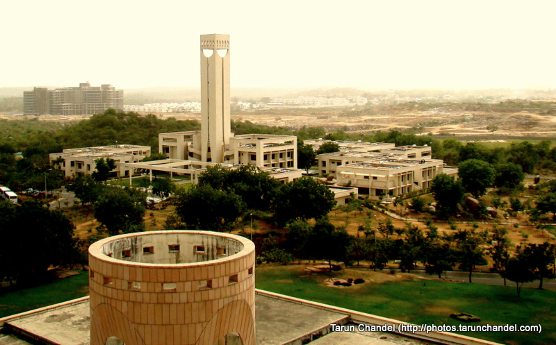 Campus ISB Indian School of Business Hyderabad, Tarun Chandel Photoblog