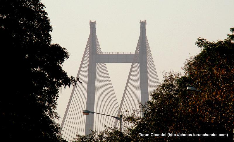 Vidyasagar bridge setu Kolkata Trip, Tarun Chandel Photoblog