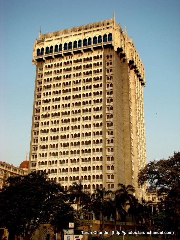 Hotel Taj Mumbai, Tarun Chandel Photoblog