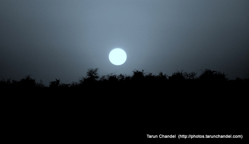 Fullmoon Dark Night, Tarun Chandel Photoblog