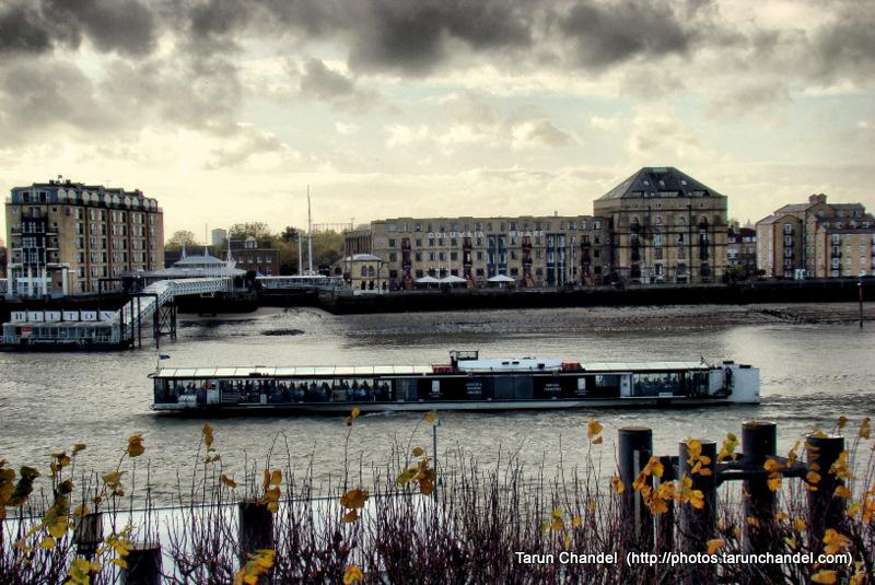 London Thames River Transport HDR, Tarun Chandel Photoblog