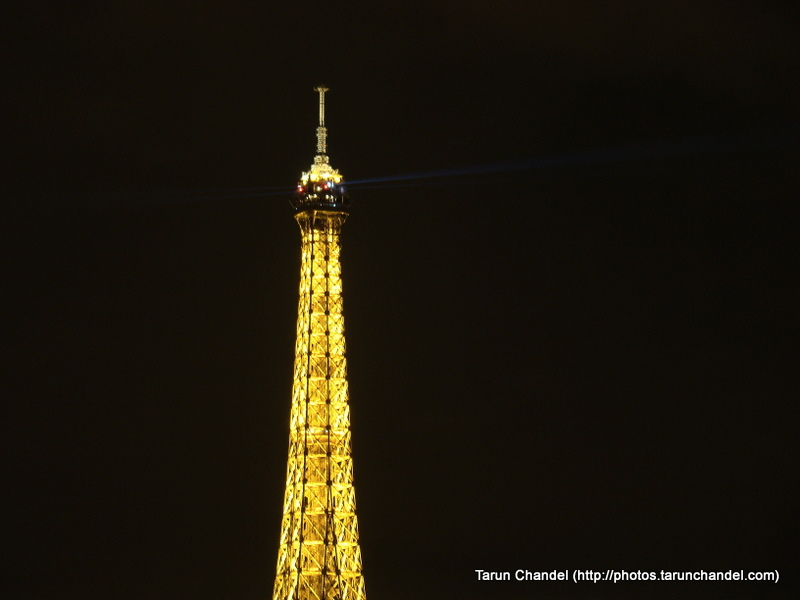 Eiffel Tower Light At Night Paris France Fountain, Tarun Chandel Photoblog