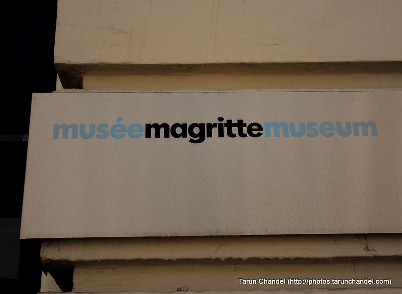 Magritte Museum Brussels, Tarun Chandel Photoblog