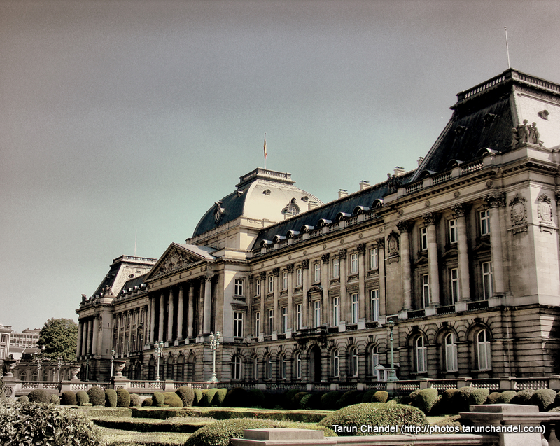 Brussels Royal Palace of Brussels Belgium Brussels, Tarun Chandel Photoblog