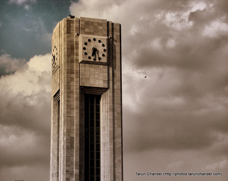 Brussels Nord Station Clock Tower Belgium Brussels, Tarun Chandel Photoblog