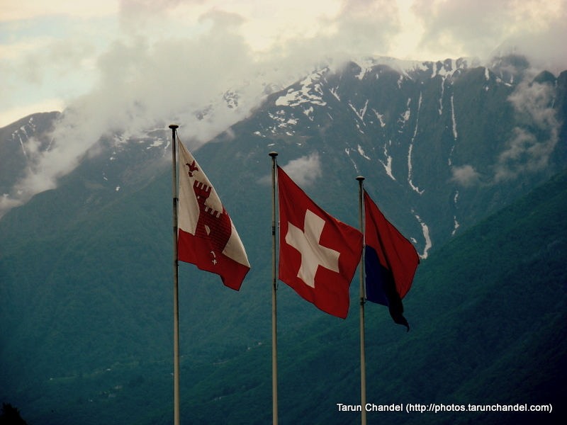 Switzerland Flag, Tarun Chandel Photoblog