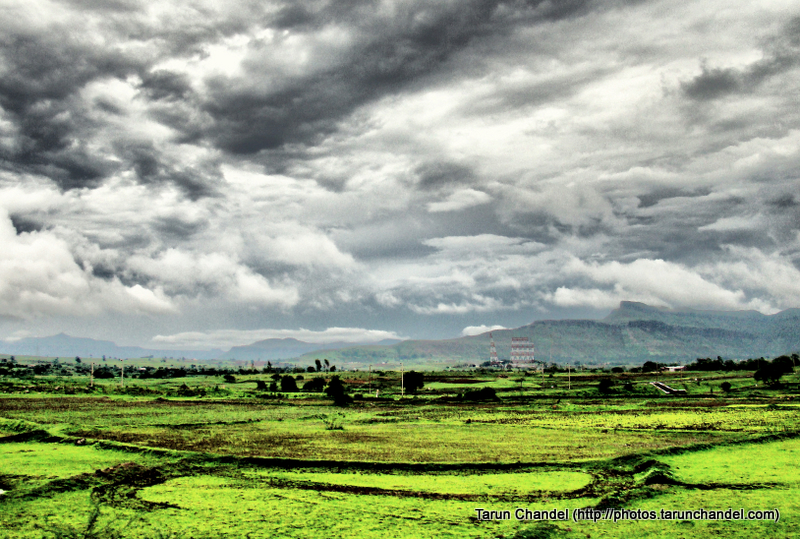 Nashik Hills Clouds, Tarun Chandel Photoblog