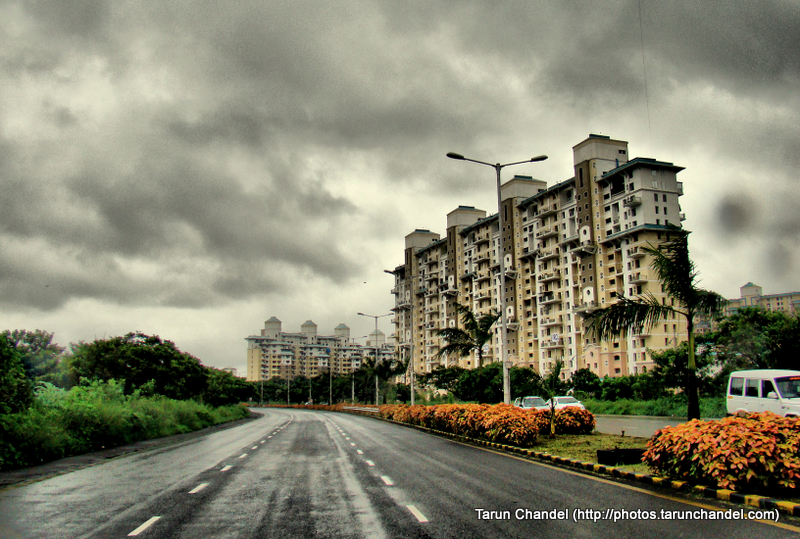 Palm Beach Road Navi Mumbai, Tarun Chandel Photoblog