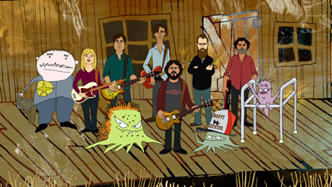 Squidbillies Continues Funny Show Its Sixth Year