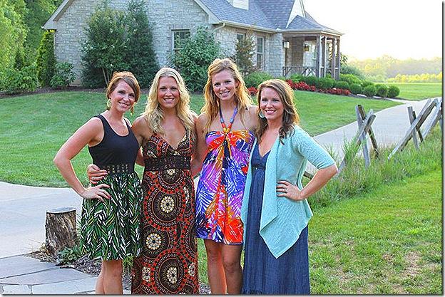cape trip sisters