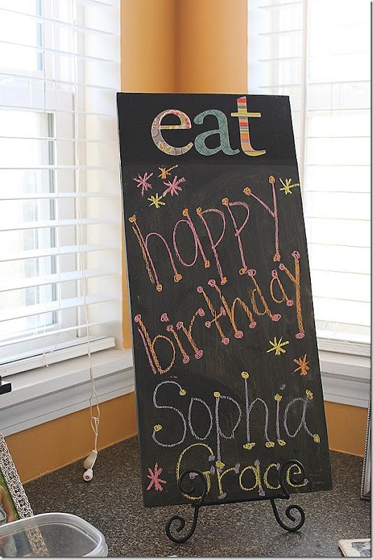 Sophie 5 sign