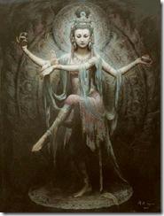 印度教女神