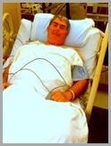 Jim in Hospital