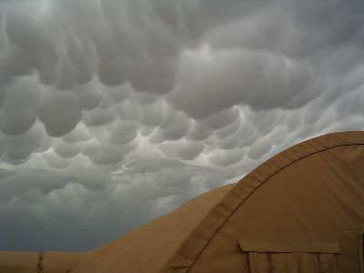mammatus cloud