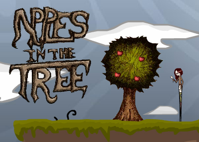 [Imagen Apples in the Tree]
