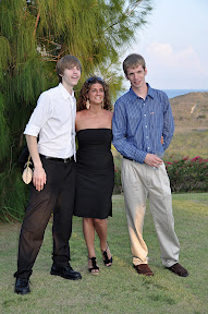 Evan, Dawn and Shane