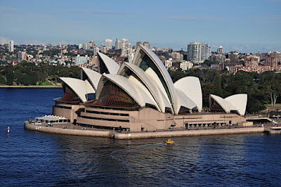 Sydney Opera House, Sydney, NSW, AU