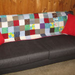 Couch Quilt