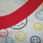 Smiley Face T-shirt for Marcus