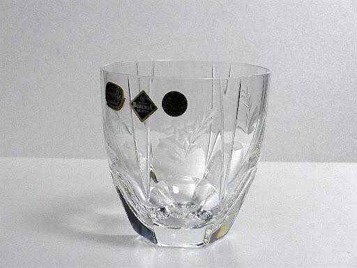 ボヘミアクリスタル グラス
