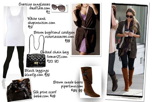 lauren conrad's look for less. labels: lauren conrad