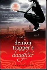 Demon Trapper's Daughter
