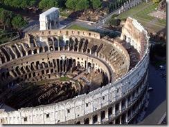 Coliseu de Roma (70 – 82 d.C.) Roma, Itália