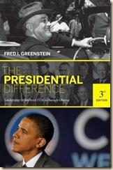 Greenstein-PresidentialDifference3rdEd
